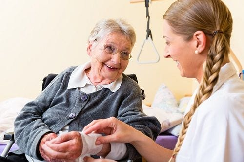 Home Health Wound Care
