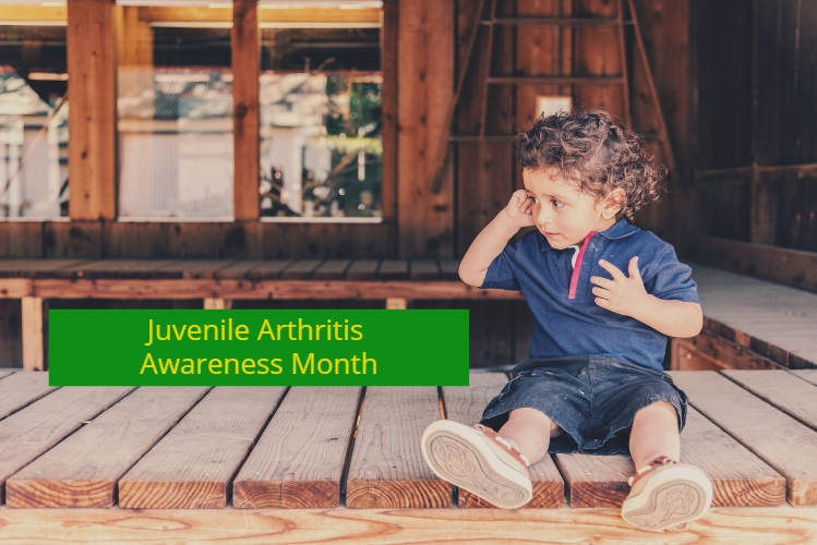 National Juvenile Arthritis Awareness Month